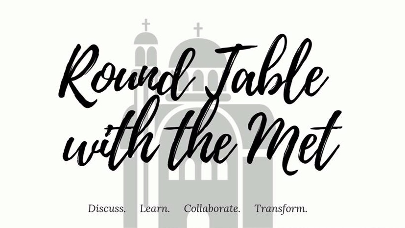 About - The next Roundtable is Friday, May 3, 8-10pm, for Young Adults, ages 21-40, at the St. Iakovos Retreat Center, Kansasville, WI