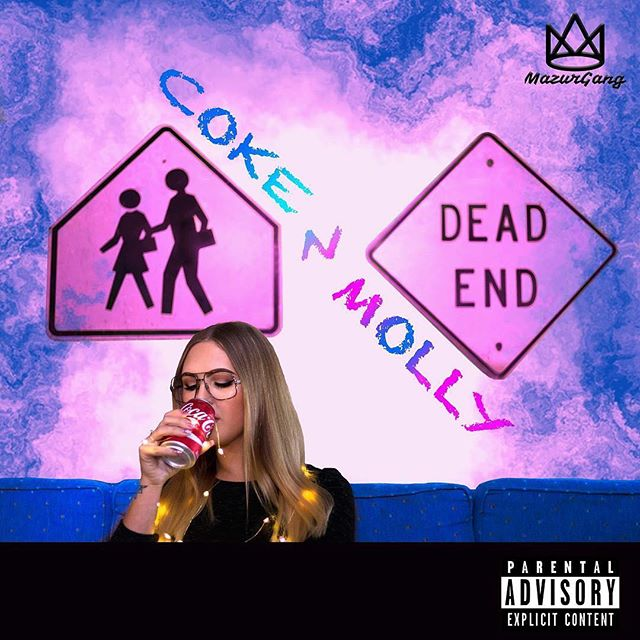 @mzrgang Single Release #CokeAndMolly distributed by Protect Ya Neck Distribution Powered by @Wutang Management #cokeandmolly  #hiphop #HipHopMusic #Hiphoplives  #rapmusic #wordplay #artist #MusicMonday #musicartist #Billboard200