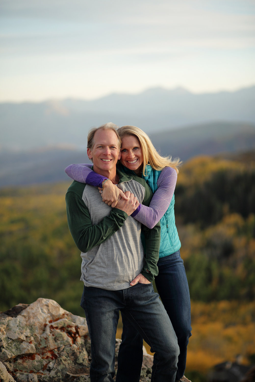 Scott and Haley Kelly Couples Coaching