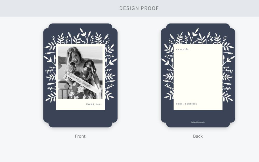 Card Design 1 -