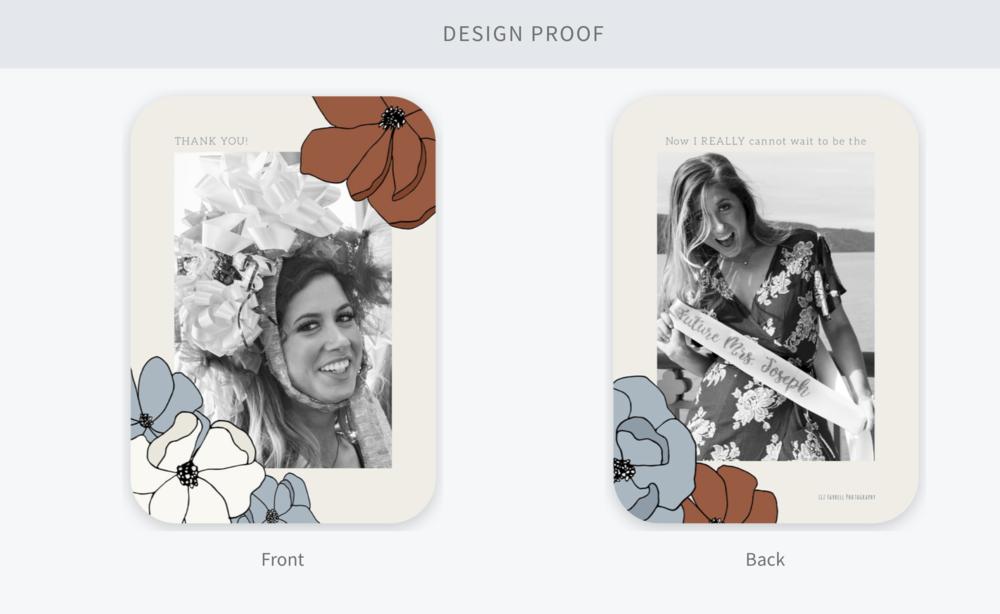Card Design 2 -