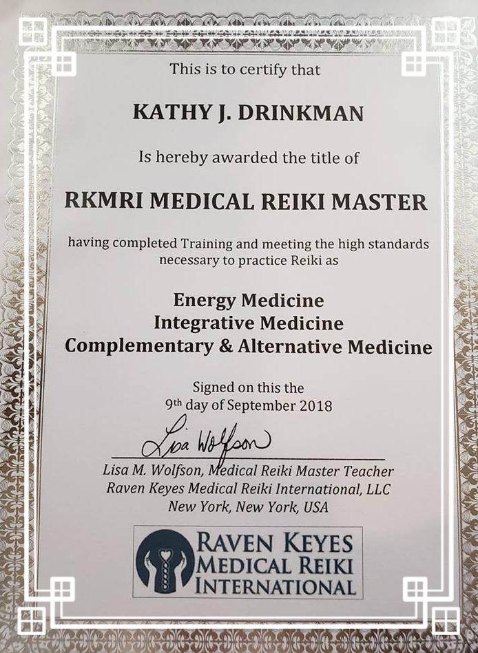 Raven Keyes Medi cal Reiki certicate.jpg