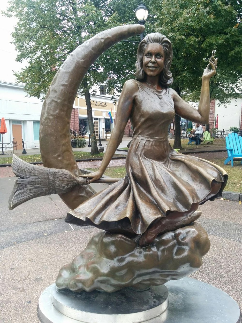 Next Blog… - Finding the magic in Salem!