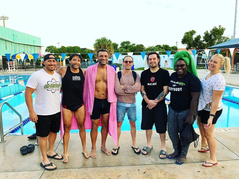 Masters Swim Group - Wednesday Mornings from 6-7AM at Gibson PoolLed by Level 2 USMS Swim CoachesAll Levels welcome$50/month or $15 Drop-in