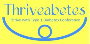 Thriveabetes Logo 2 colour
