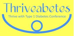 Thriveabetes Logo 2 colour