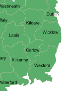 Dublin Kilkenny Wexford