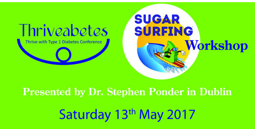 Thriveabetes Sugar Surfing Workshop