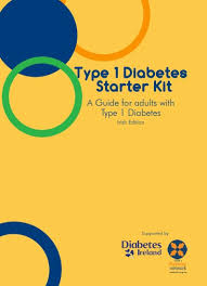 Type 1 Diabetes Starter Kit; A Guide for Newly Diagnosed Adults