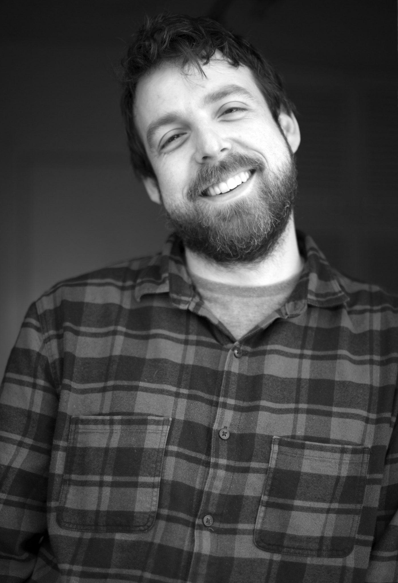 Photo of filmmaker Nathan Fagan. Photo Credit Nathan Fagan