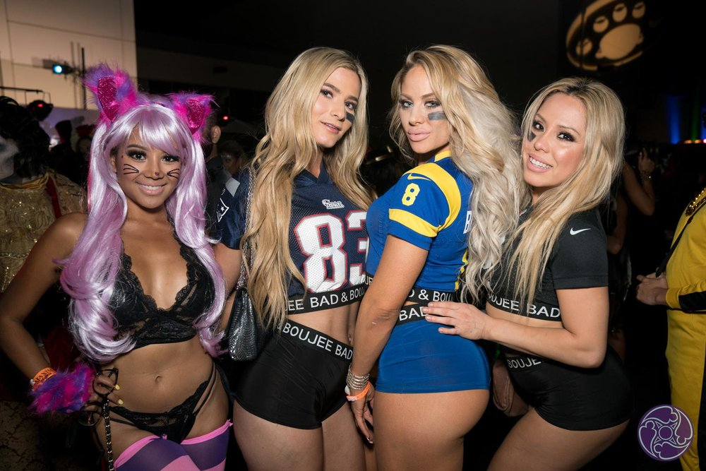 Get your game on at the Maxim Halloween Party. Tickets for the 2018 Maxim Halloween Experience can be purchased at VIPexclusives.com