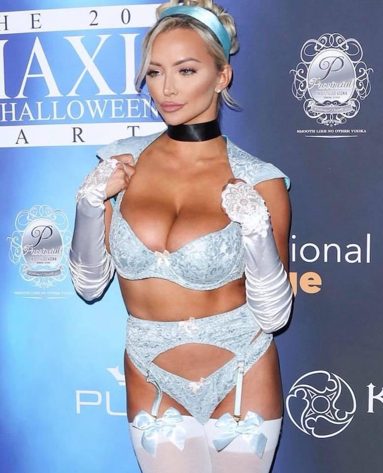 2017 Maxim Halloween Party