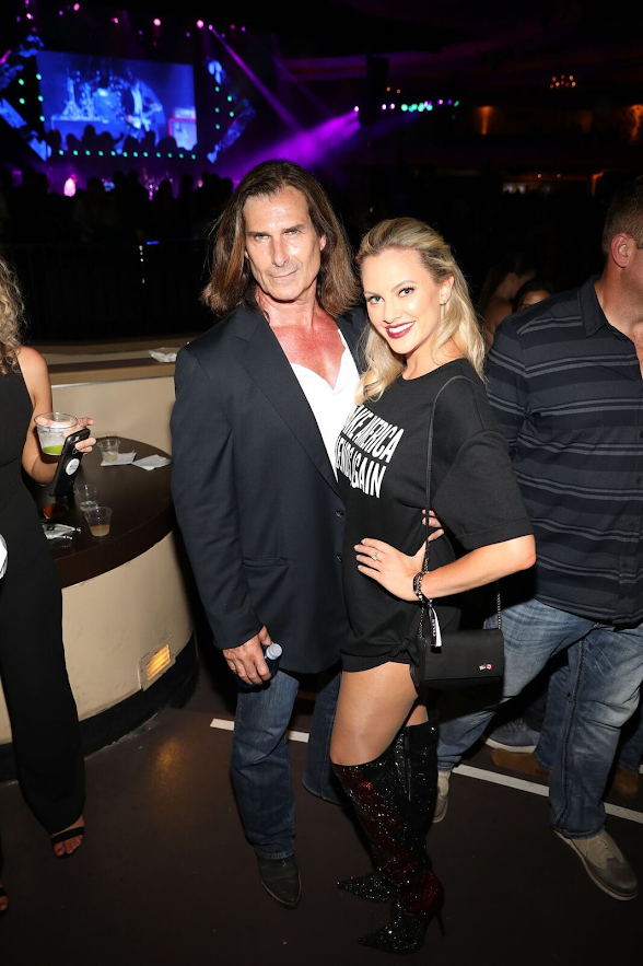 Fabio attends the 2018 Maxim Hot 100 Experience