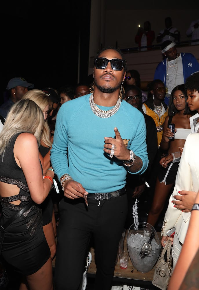 Future performs at the 2018 Maxim Hot 100 Experience