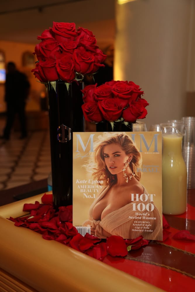 Kate Upton Hosts the 2018 Maxim Hot 100 Party