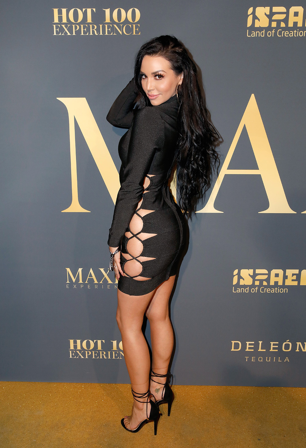 Scheana Marie of Vanderpump Rules attends the Maxim Hot 100 Experience in Hollywood