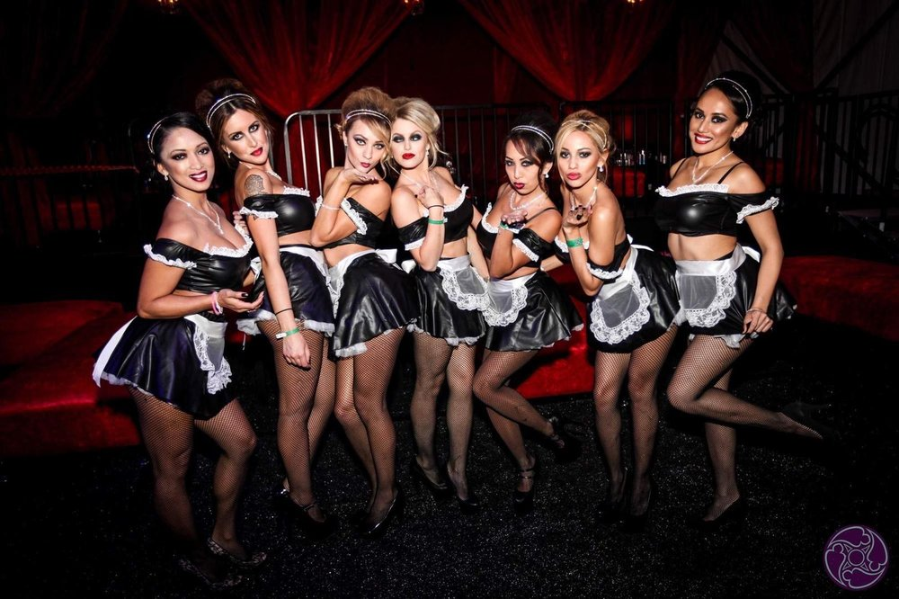 Maxim Halloween Party VIP Hostesses. Call 1-877-MAXIM-02 for tickets to all upcoming Maxim Experiences.