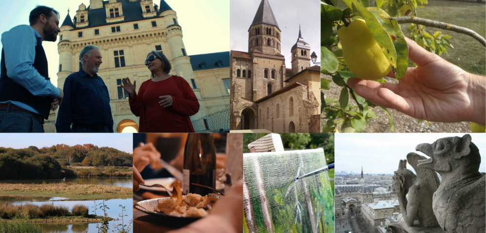 Curated Holidays - The new way to learn a language in cultural immersion.Learning a language which will serve as the key to a curated holiday that showcases the rich history of the Berry.