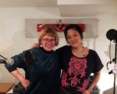 Chef Jennifer Kim and general manager Tegan Brace