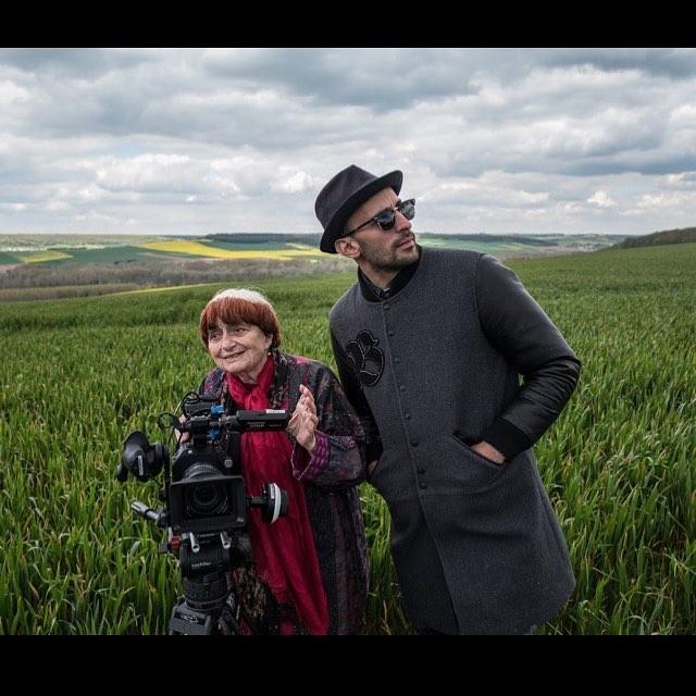 Agnès Varda  #agnesvarda