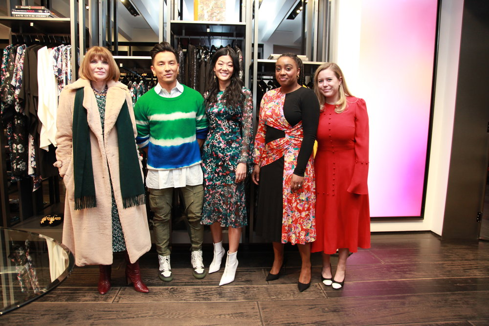 CIRKEL: fashion - On January 10th, 2019 the designer Prabal Gurung hosted a CIRKEL event featuring a conversation with three fashion leaders who are all working to model a more inclusive industry.Featured panelists: Bethann Hardison (trailblazing model and activist, Michelle Lee (EIC at Allure), and Lindsay Peoples Wagner (EIC at Teen Vogue).Recap Photos ➝