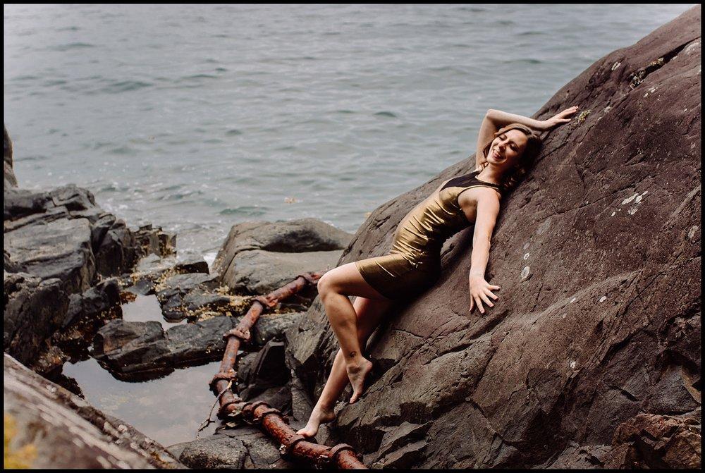 Sitka Alaska Boudoir Photography