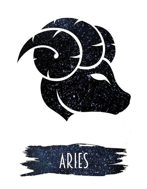 FIRE - The element of Aries is Fire and those born under this element are self-sufficient, spontaneous and possess a tremendous zest for life.