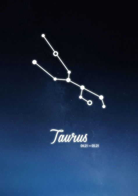the Taurus Constellation Zodiac Sign April May Astrology