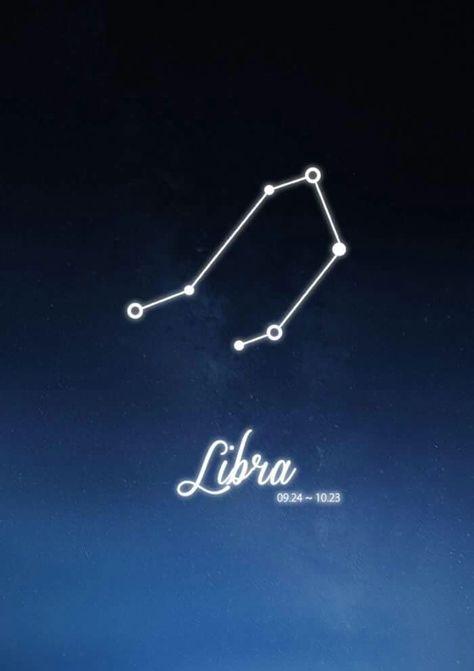 Libra Constellation Zodiac Sign September October Astrology