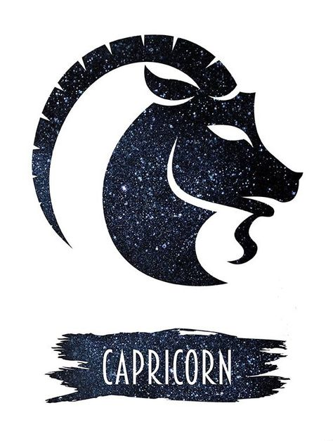 EARTH - The element of Capricorn is Earth and those born under this element are very grounded and loyal.