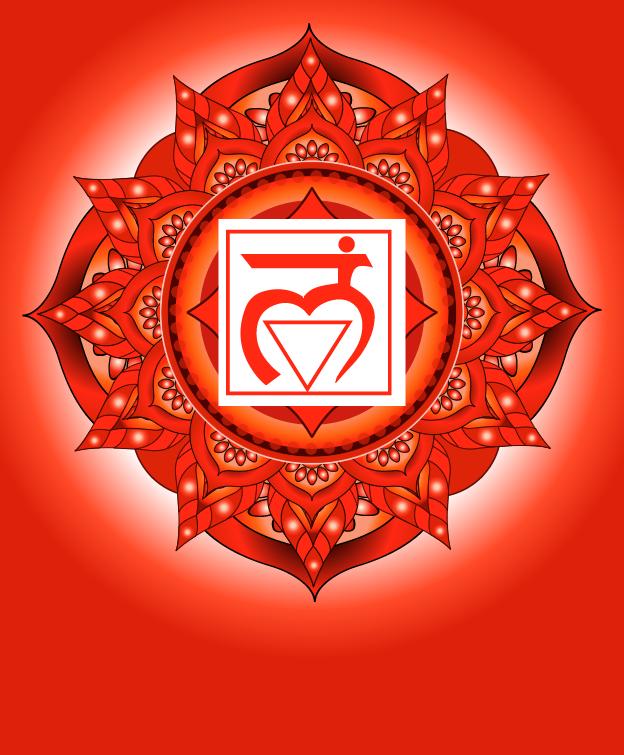 The 1st Chakra - The Root Chakra