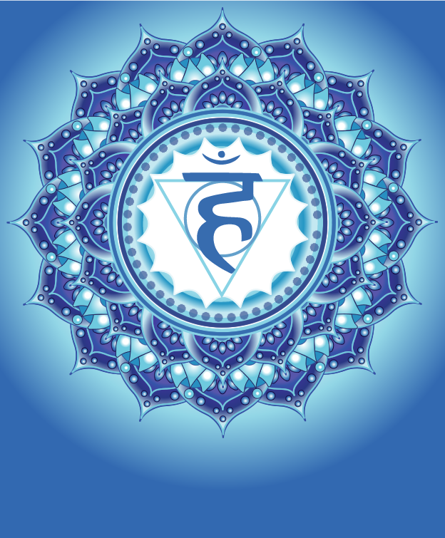 The 5th Chakra - The Throat Chakra
