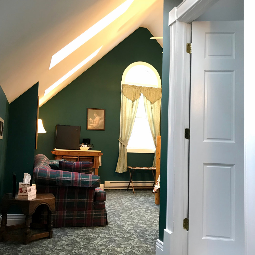 N°9 - Coachman's Suite