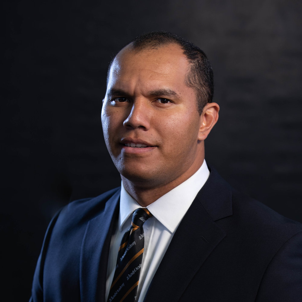 MARQUES WHIPPY   Assistant Coach    PROFILE   Alma Mater  BYU-Hawaii   Professional Basketball  🇦🇷Argentina, 🇨🇱Chile, 🇳🇿New Zealand, 🇪🇸Spain   High School Coaching Career  Wasatch Academy, UT (2018-present) Hillmortan High School, NZ (2017-18)