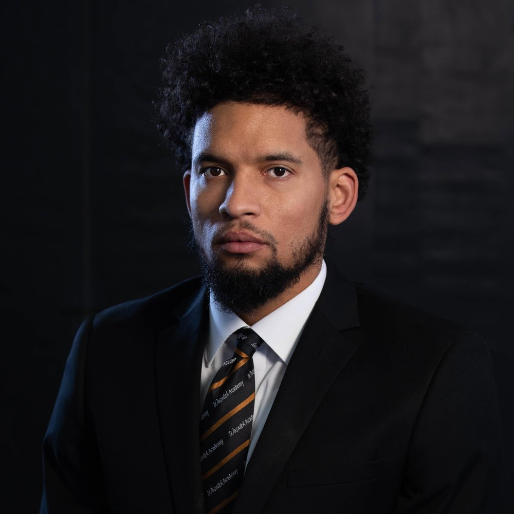 A.J. SPENCER   Assistant Coach    PROFILE   Alma Mater  Long Beach State   High School Coaching Career  Wasatch Academy, UT (2017-present)