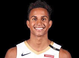 Frank Jackson    🇺🇸  NBA: New Orleans Pelicans College: Duke University