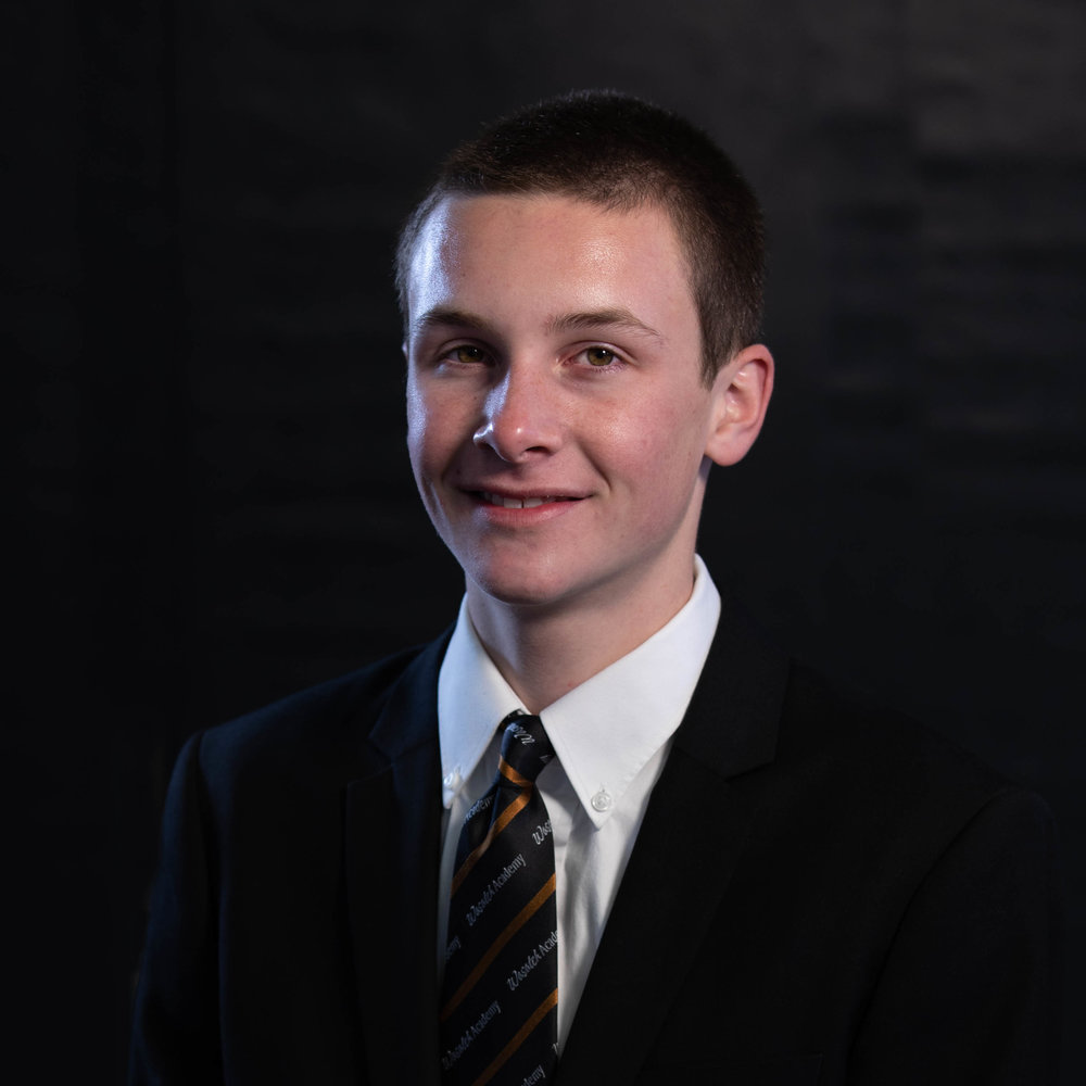 TREY EVANS   Team Manager & Statistician    PROFILE   Student-Athlete  Wasatch Academy