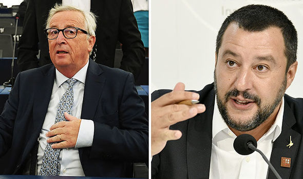 Italy vs. Brussels. Image Source: Getty