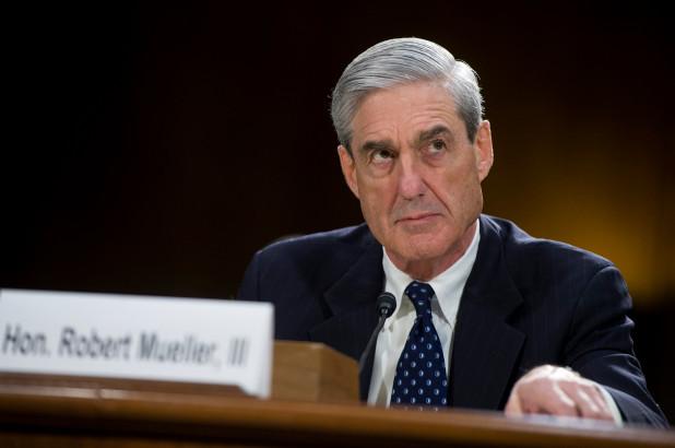 Robert Mueller. Source:  CQ Roll Call Inc.