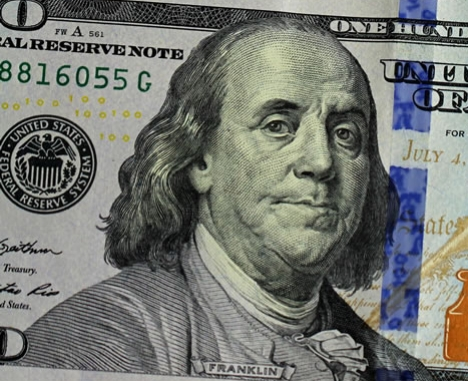 One Hundred Dollar Bill, Franklin.