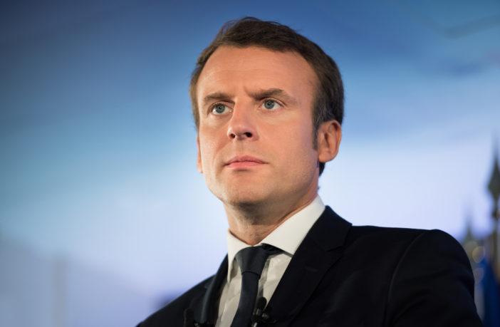 Emmanuel Macron - COMEO, Shutterstock.com