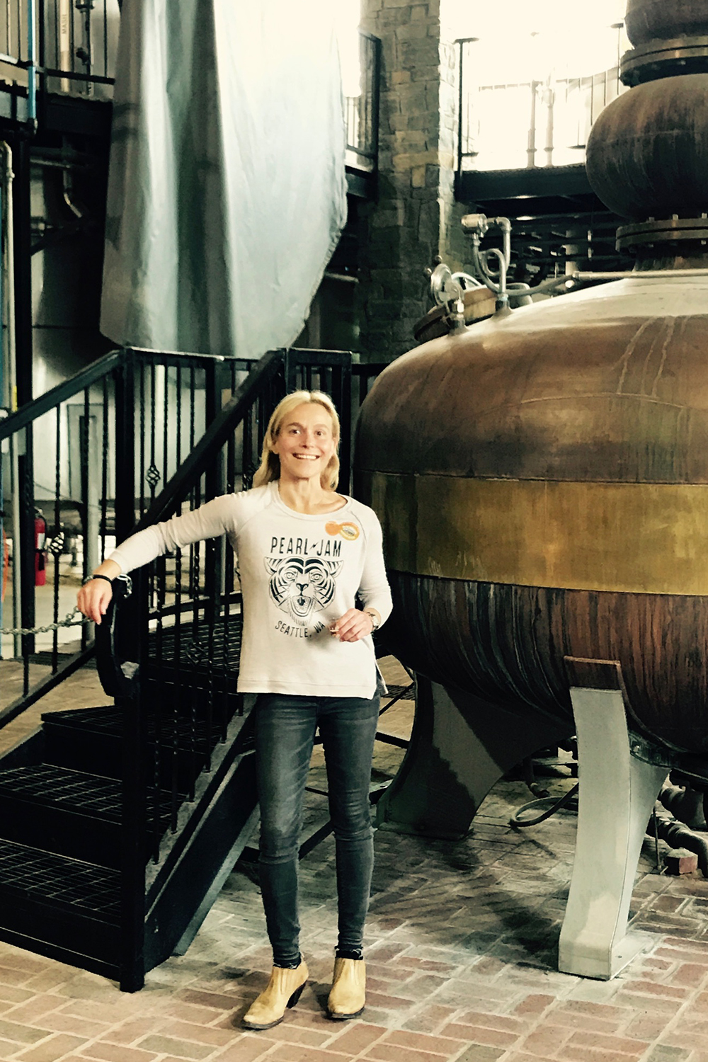 Donna Katz, g's Founder | Brewer