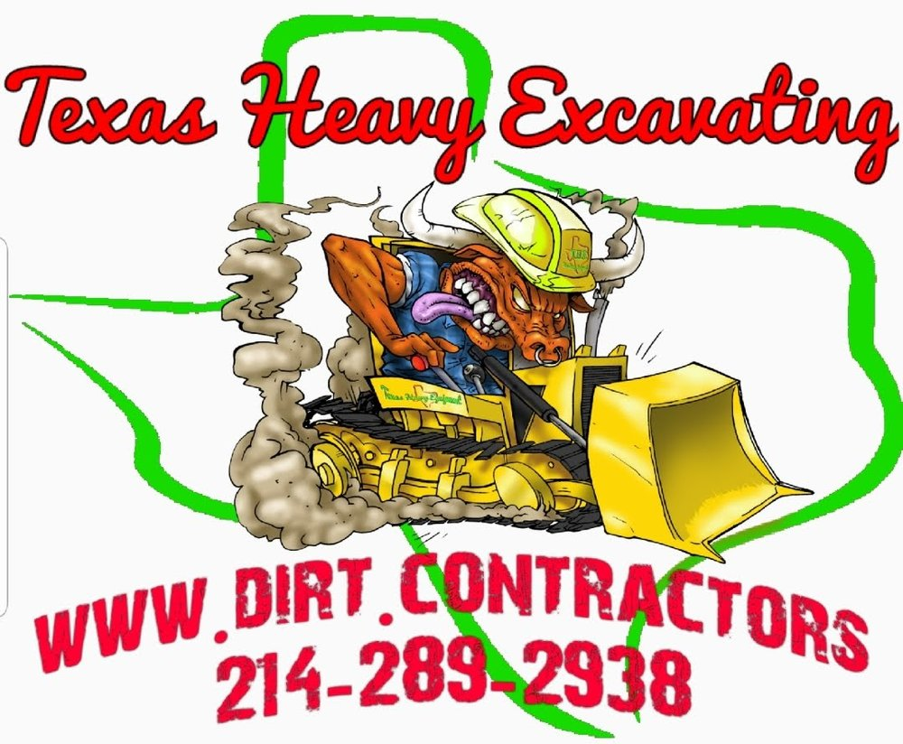 Texas Heavy Excavating, www.dirt.contractors / dale@dirt.contractors