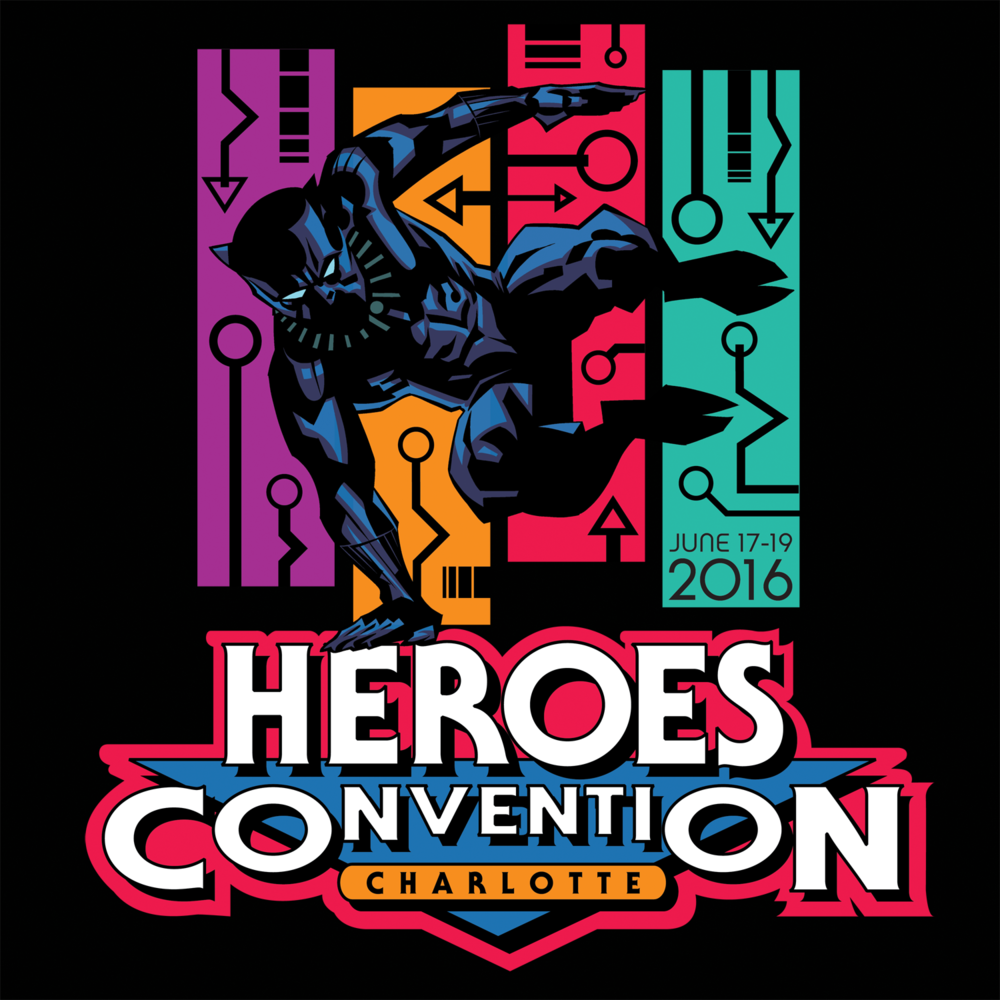 Client - Heroes Convention