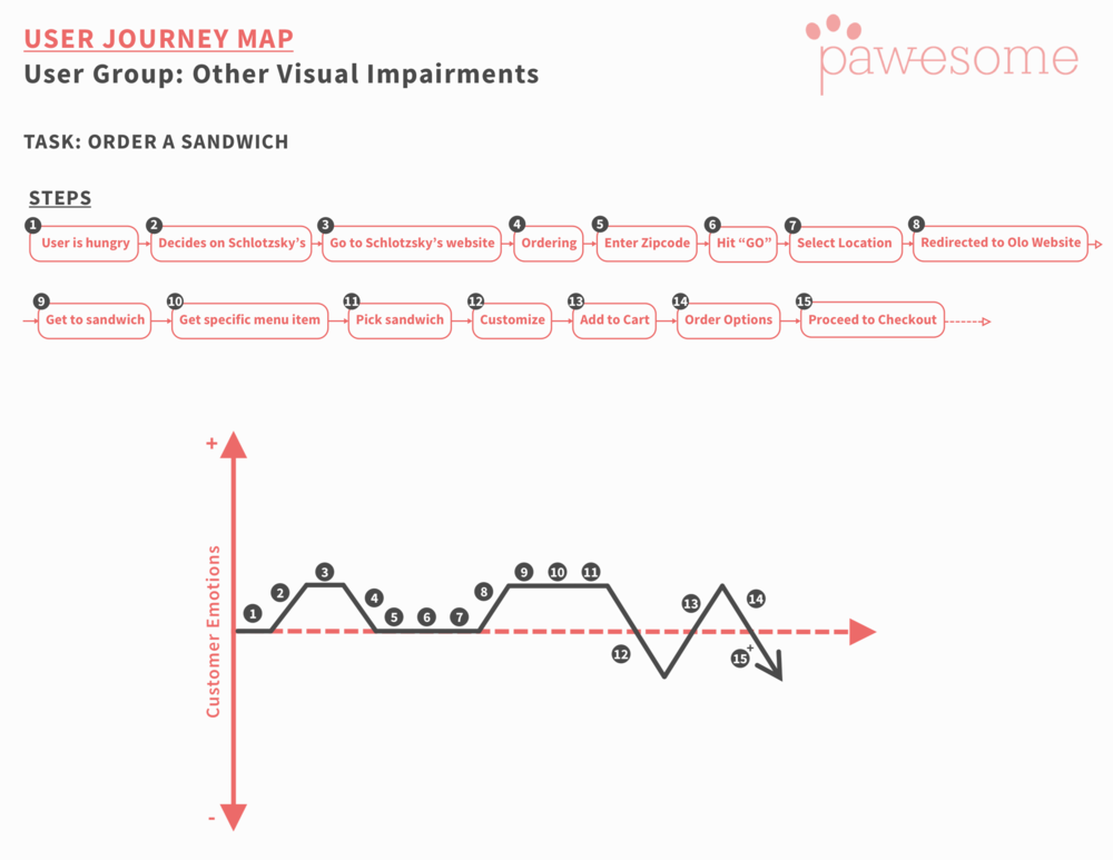 Journey Map - Other VI Users