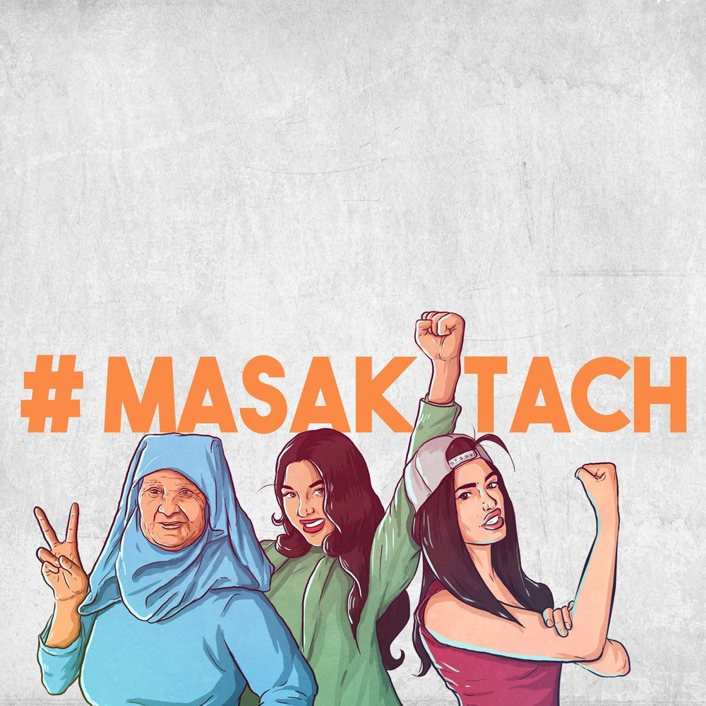 Masaktash Campaign Imagery
