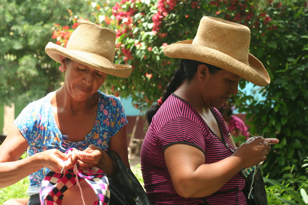 Artisans in Salitre, Cajamarca