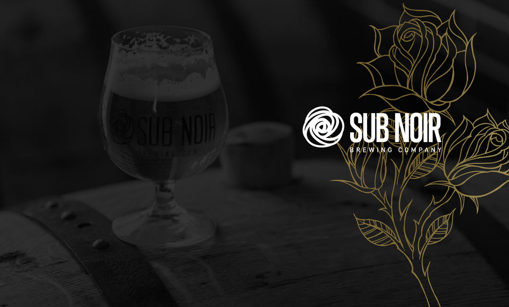 Sub Noire Brewing - A Nano-Brewery In Raleigh NC, Making Rare and Unusual Beers. Unique Sours, Saisons, Imperials, Stouts and things aged in barrels.