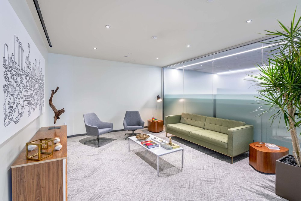 Space Planning - Sub head that speaks to the efficiency and expertise when planning the best use of a space
