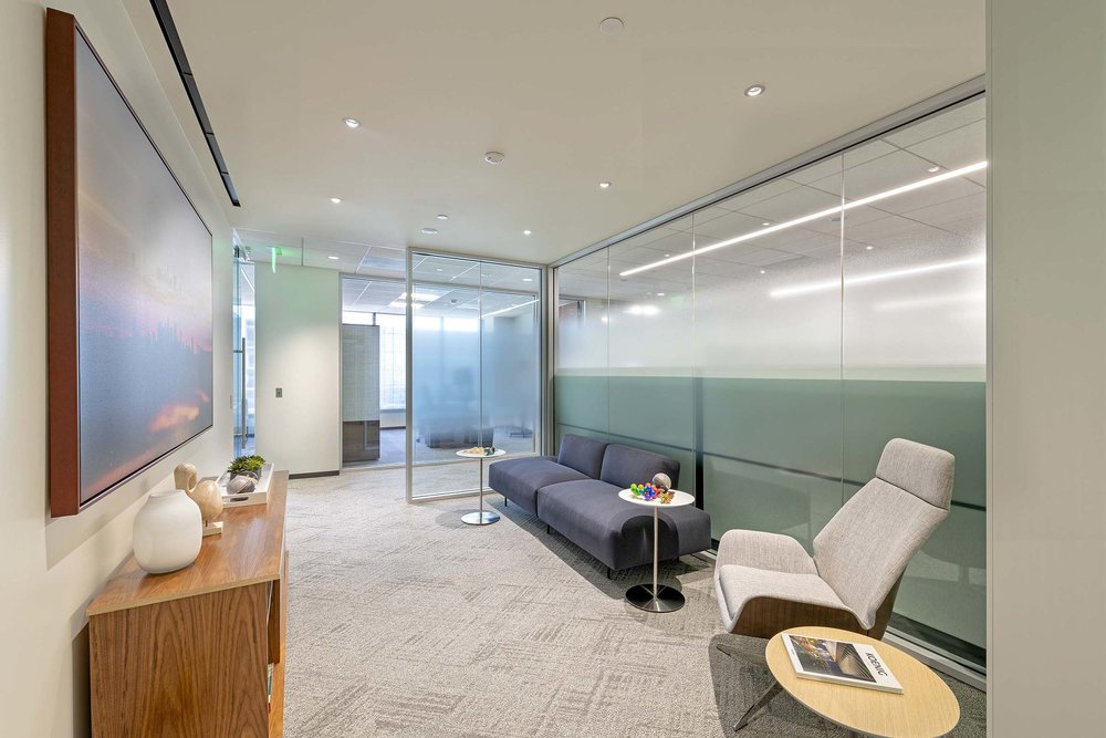 WALL SYSTEMS - From glass to walls fully wrapped in soft leather our wall systems can set the entire space apart and help improve the overall environment is ways hard to imagine.
